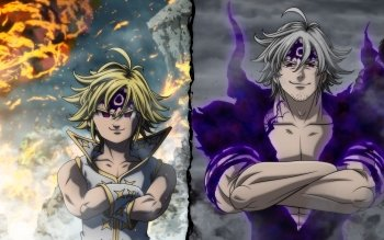530 The Seven Deadly Sins Hd Wallpapers Background Images