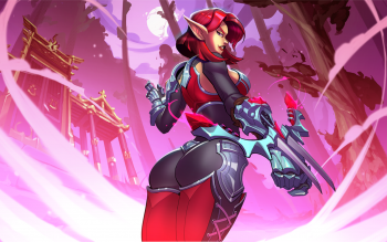 Glasses Wallpaper Hd Girl 10 Skye Paladins Hd Wallpapers Background Images