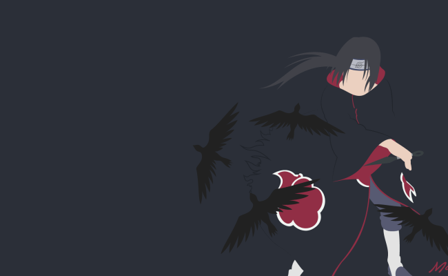Naruto Itachi Uchiha Bloodlust 4k 120fps Wallpaper Cute766