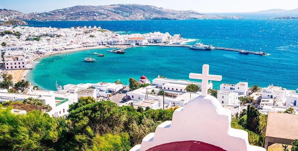 Ile Des Cyclades 3 Lettres : cyclades, lettres, Escapade, îles, Cyclades, Mykonos, Jusqu'à