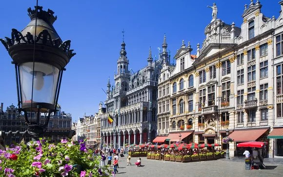 Warwick Brussels Grand Place 5