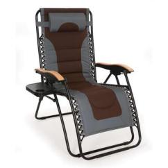Xl Zero Gravity Chair With Canopy Footrest Stand Test Interpretation Outdoor Recliners Camping World Deluxe Recliner