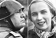 Mussolini e Josè di Savoia amantiIl segreto svelato in una lettera