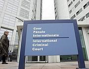 La corte penale dell'Aja (Ansa)