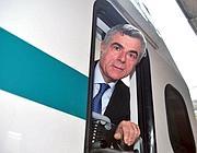 Mauro Moretti (Imagoeconomica)