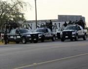 L'esterno del carcere messicano di Piedras Negras
