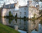Il castello Stapelen a Boxtel, sede del convento dell'Ordine dei padri Assunzionisti, dove sarebbero avvenuti gli abusi