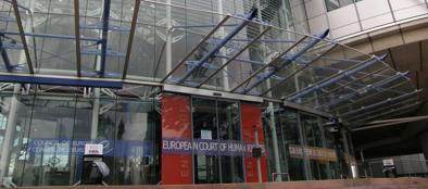 La Corte europea dei diritti dell'uomo (foto A.Sala)