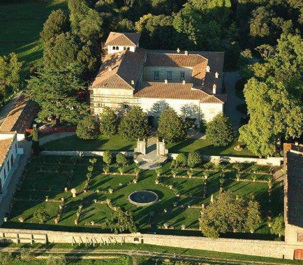 La villa di Fiesole