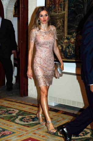 Look sexy per Letizia Ortiz