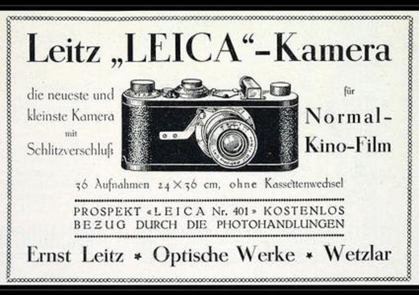Un secolo di Leica: i grandi maestri del marchio in una