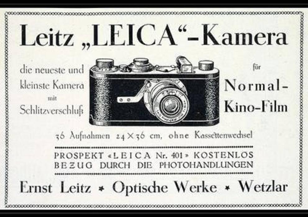 Leica compie 100 anni: un mito della fotografia in 100