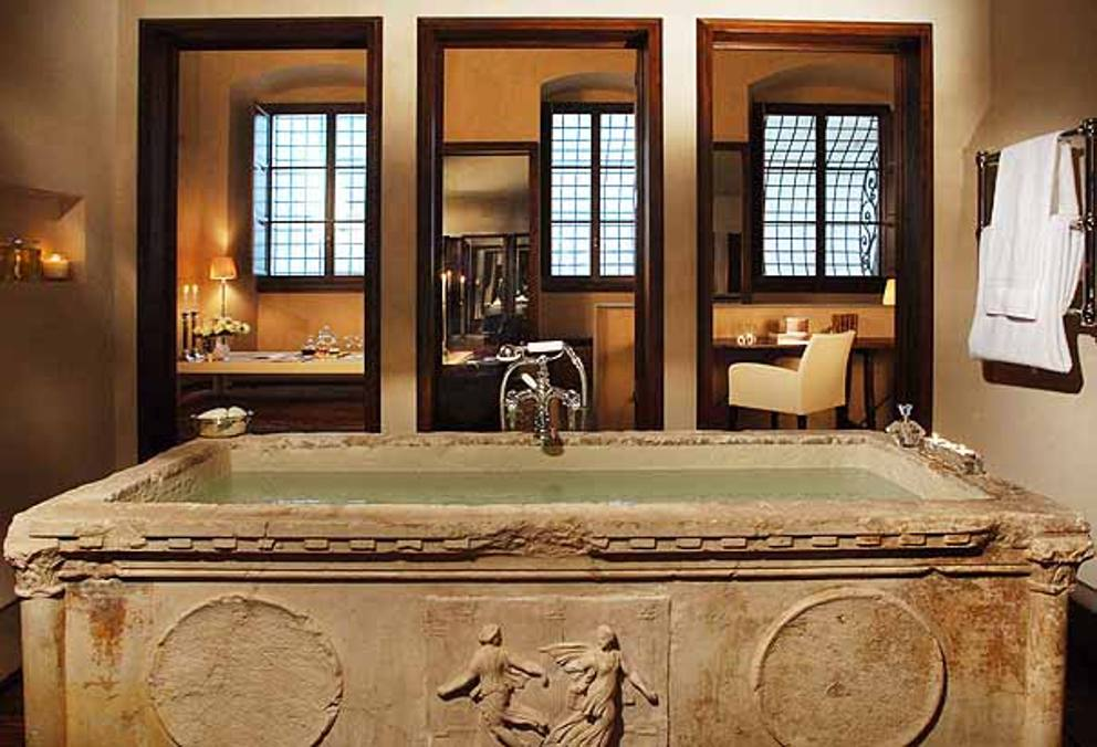I 10 bagni dhotel pi lussuosi al mondo  Corriereit