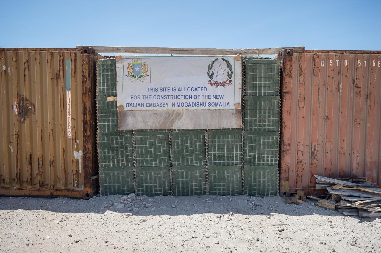 Mogadiscio i soldati italianiche affrontano alShebab  Corriereit