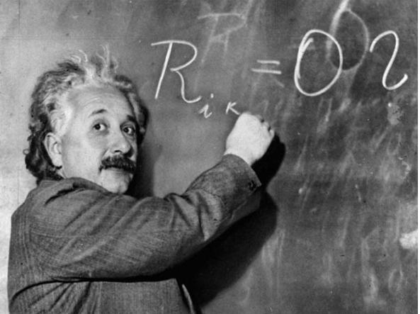Einstein: la teoria generale della relatività compie 100 anni