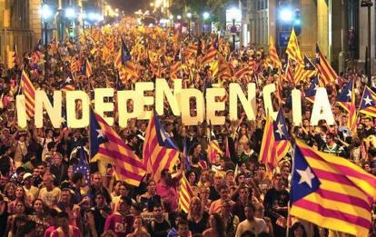 «Catalogna libera»: da  Guardiola allo strappo del nuovo «President»