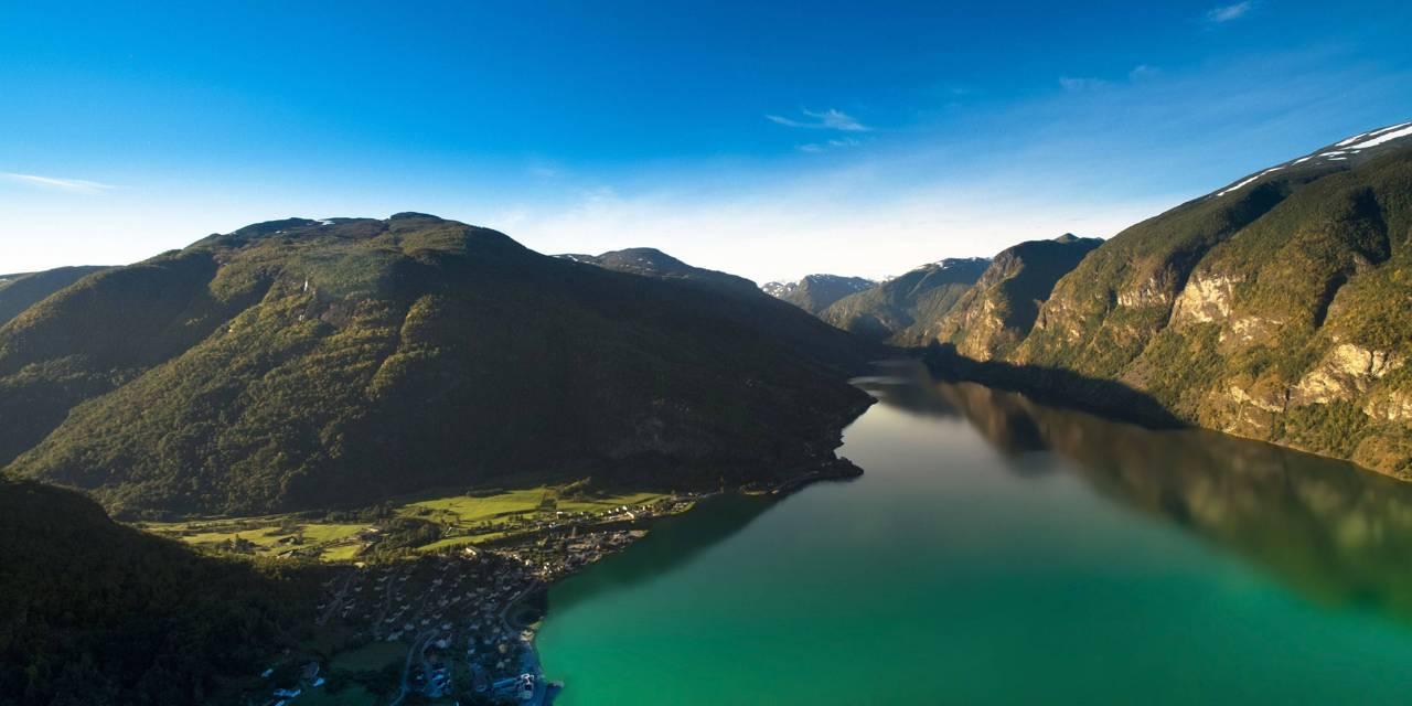 Passione Grande Nord i paesaggi dei fiordi norvegesi