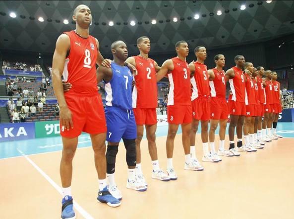 Volley otto giocatori della nazionale cubana arrestati