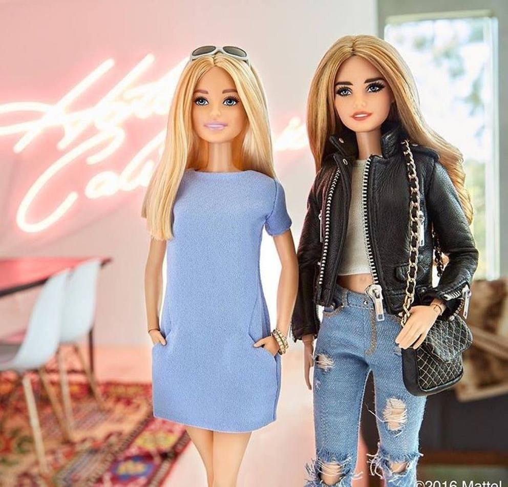 Dalla cameretta alla Barbie la carriera di Chiara
