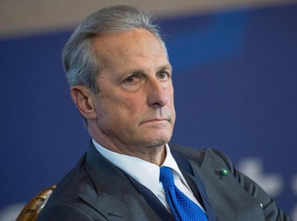 Gaetano Miccichè (Ansa)