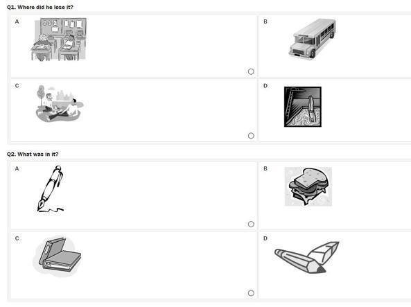 Prove Invalsi Inglese, quinta elementare: come funziona il