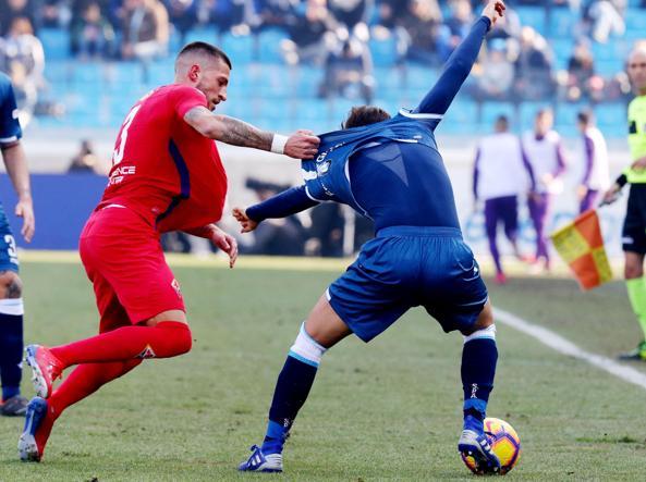 Spal Fiorentina 1 4 Un Gol Tolto E Un Rigore Dato Con La
