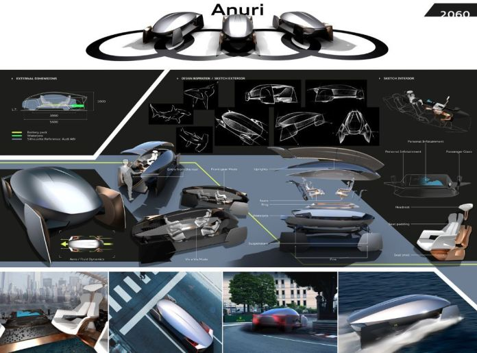 The Anuri project