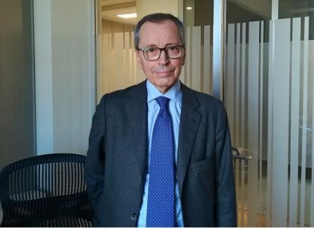 एडोल्फो डे स्टेफनी कोसेंटिनो, फेडेरूटो के अध्यक्ष