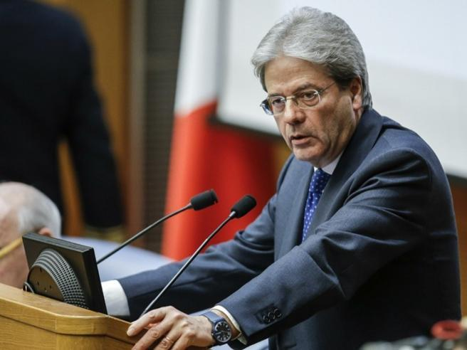 Gentiloni: the Recovery fund does not