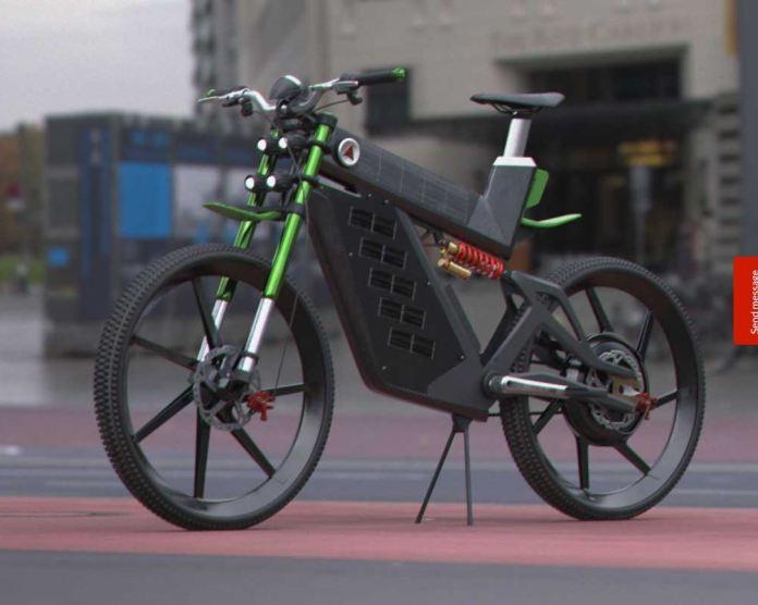 टेरा: पहली फोटोवोल्टिक ई-बाइक