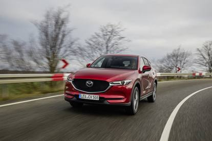 New CX-5: fun, performance, relaxation