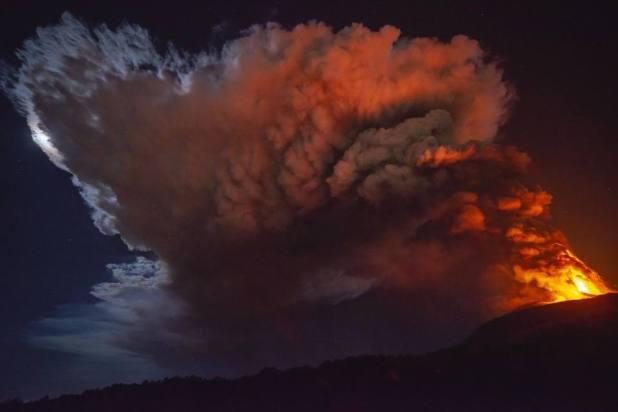 L'Ingv: le colate di lava non sono più alimentate