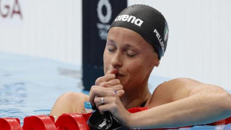 Federica Pellegrini fa la storia: quinta finale alle Olimpiadi per la Divina (domani ore 3.30 italiane)