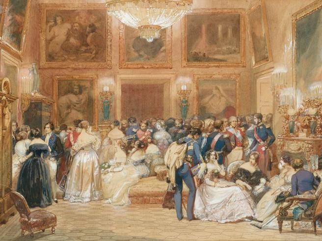 Sothebys mette allasta il tesoro dei conti di Parigi