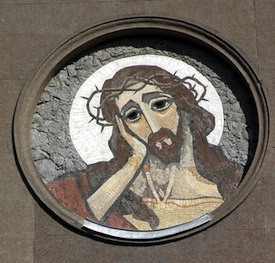 Jesus is sad