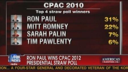 Ron Paul CPAC