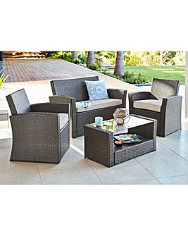 b and q garden chair covers glider chairs canada outdoor furniture j d williams kempton coffee set grey