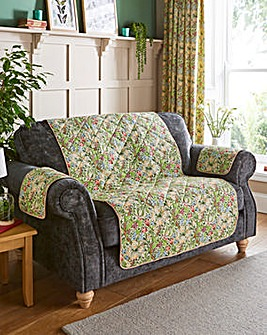 living room covers simple decorating ideas pictures loose sofa for sofas fitted william morris lily furniture