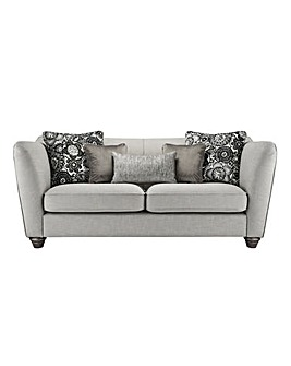 burlesque pink sofa modesto table home oxendales 3 seater