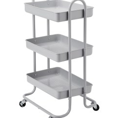 Kitchen Trolley Amazon Cabinets Metal J D Williams