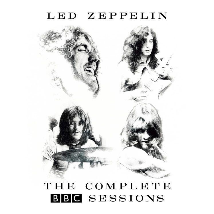 Led Zeppelin: The Complete BBC Sessions (Vinyl) by Led