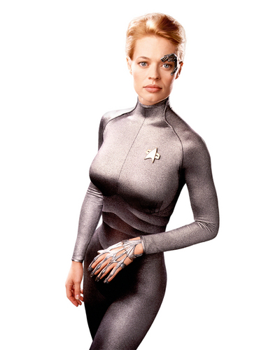 Image result for SEVEN OF NINE