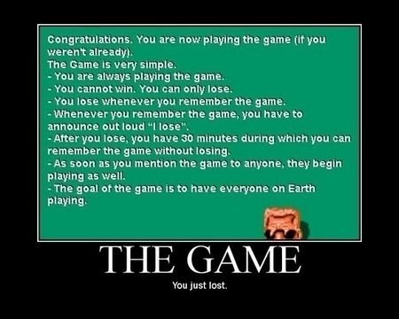 Risultati immagini per THE GAME game