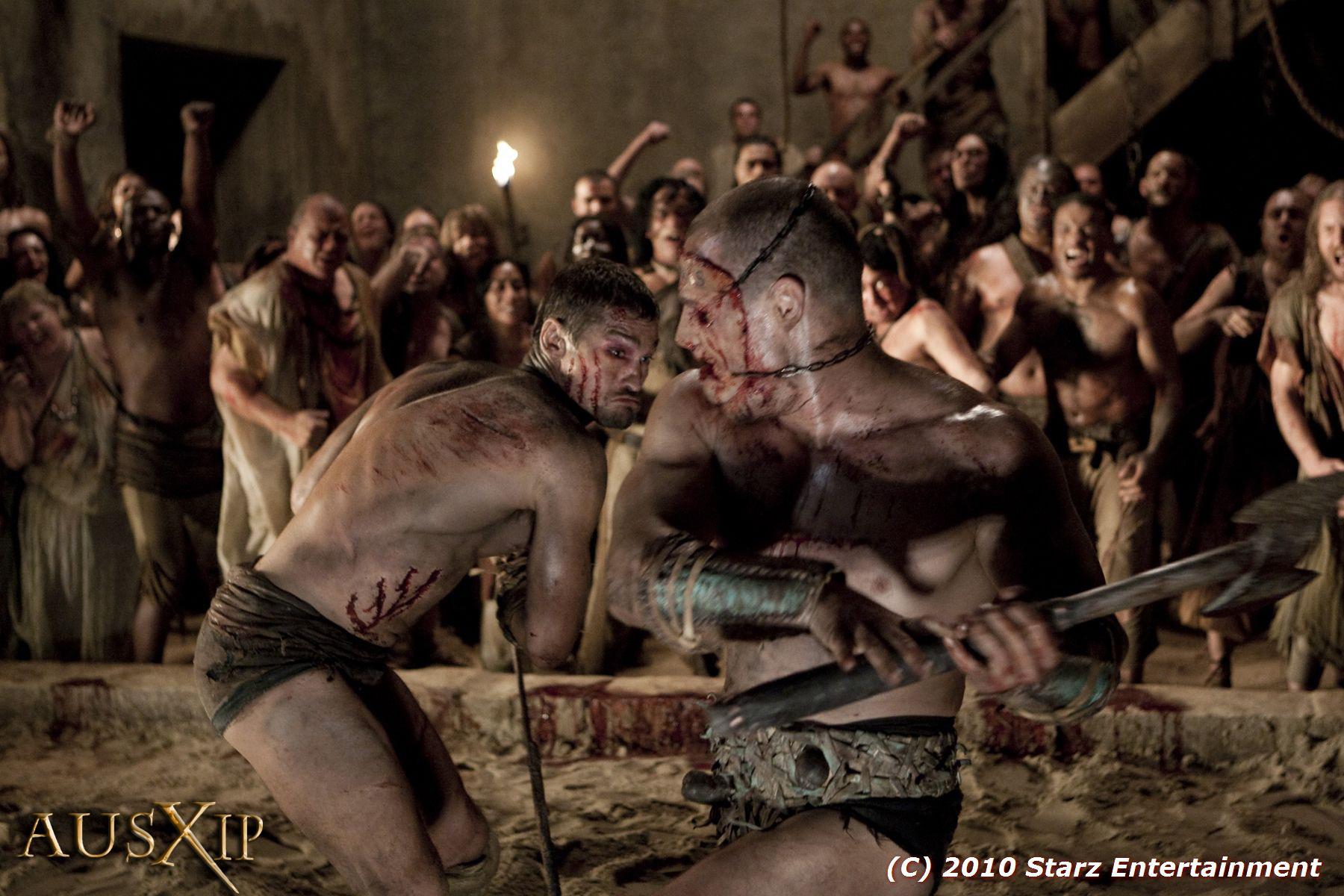 SPARTACUS1X04  Spartacus Blood  Sand Image 10859462