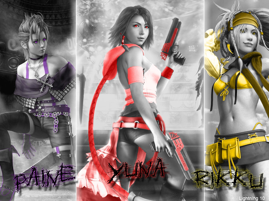 Final Fantasy X 2 Images Final Fantasy X 2 HD Wallpaper And Background Photos 10925863