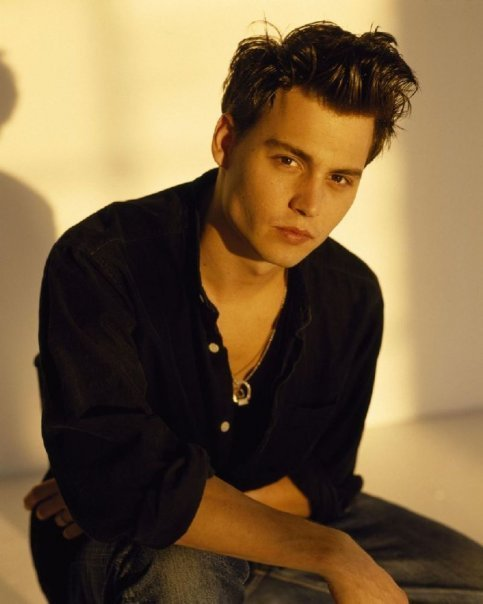 johnny sexy - johnny-depp photo