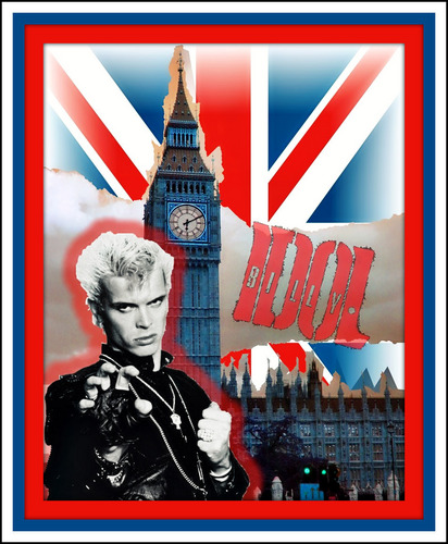 Billy Idol images BillY I HD wallpaper and background