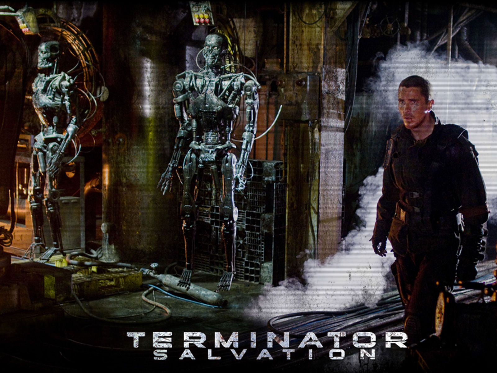 1080p Girl Wallpaper John Connor Terminator Salvation Wallpaper 11734883
