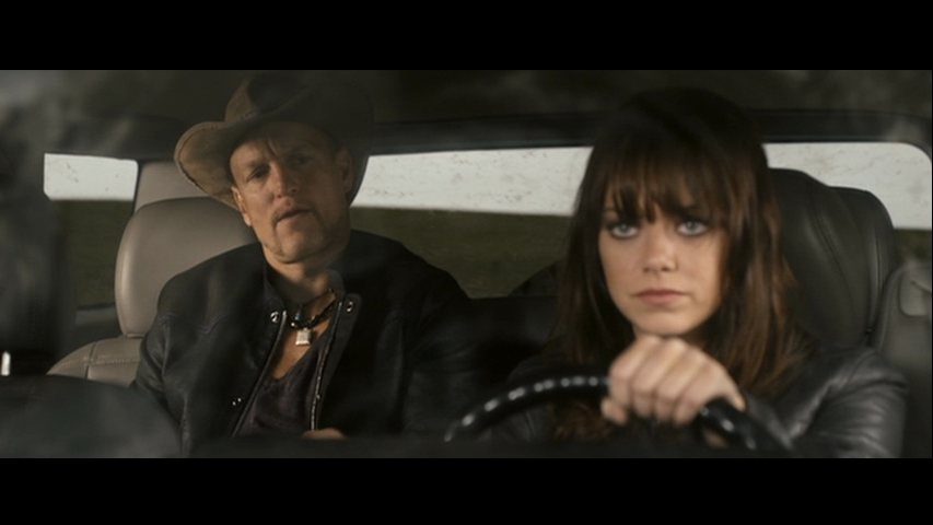 Image result for Zombieland emma stone woody harrelson