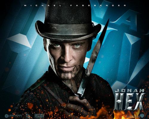 Jonah Hex (2010) - upcoming-movies Wallpaper
